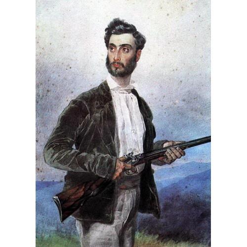 Portrait of antonio tittoni 1852