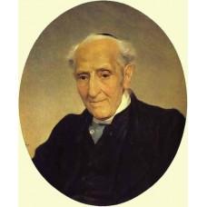Portrait of archbishop giuseppe capecalatro 1835