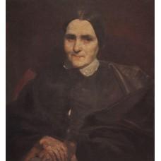 Portrait of catherine tittoni 1852