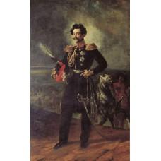 Portrait of count v a perovsky