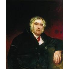 Portrait of i a krylov