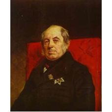 Portrait of s g likhonin
