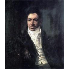 Portrait of the secretary of state piotr kikin 1822
