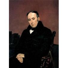 Portrait of v a zhukovsky