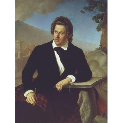 Portrait of zavyalov fedor