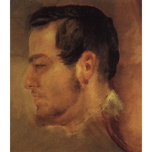 Profile of glinka 1847