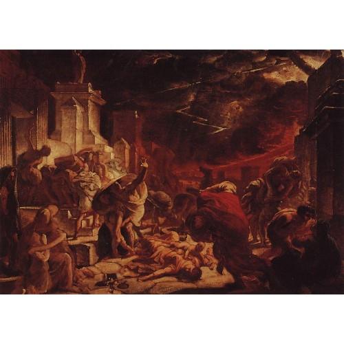 The last day of pompeii