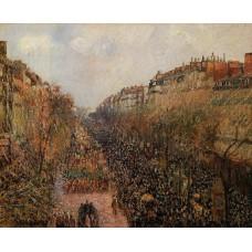 Boulevard Montmartre Mardi Gras