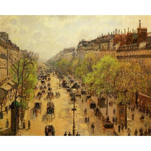 Boulevard Montmartre Spring 1