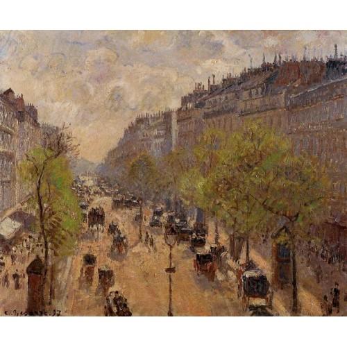 Boulevard Montmartre Spring 2