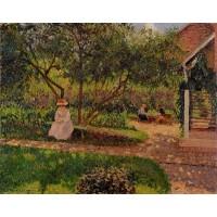 Corner of the Garden in Eragny