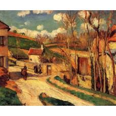 Crossroads at l'Hermitage Pontoise