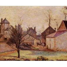 Farmyard in Pontoise