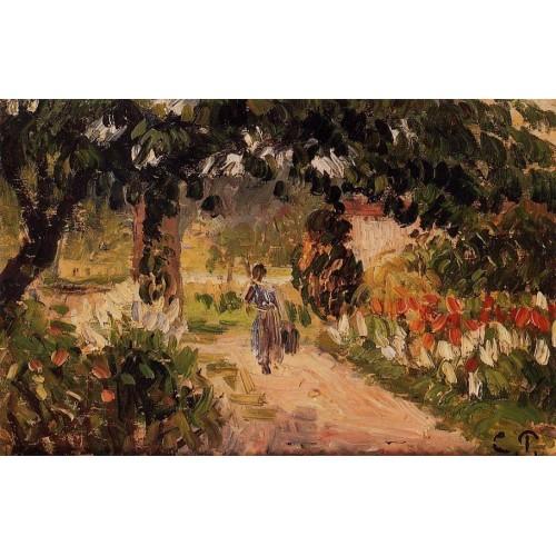 Garden at Eragny