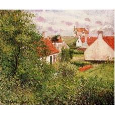 Houses at Knocke Belgium 1