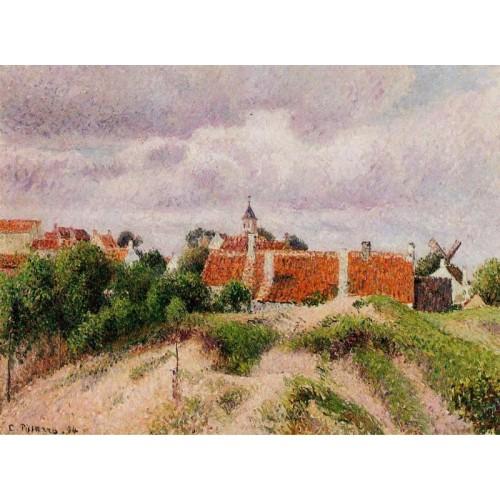 Houses at Knocke Belgium 2