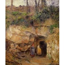 La Carrier a l'Hermitage Pontoise