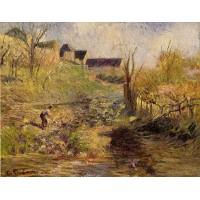Landscape at Osny