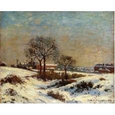 Landscape under Snow Upper Norwood