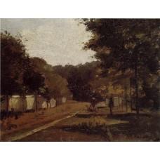 Landscape Varenne Saint Hilaire