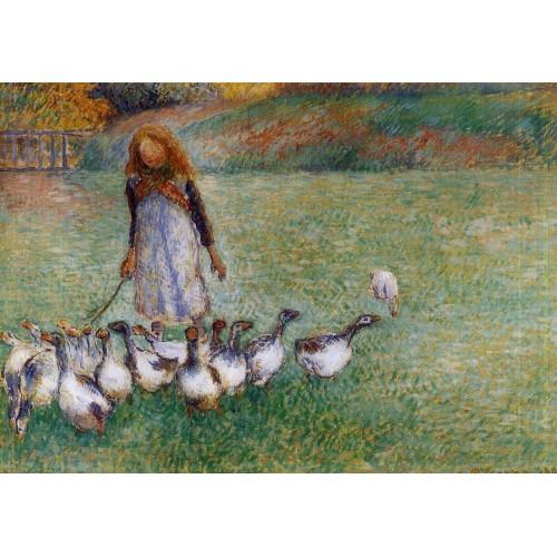 Little Goose Girl
