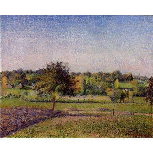 Meadows at Eragny