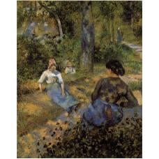 Peasants Resting