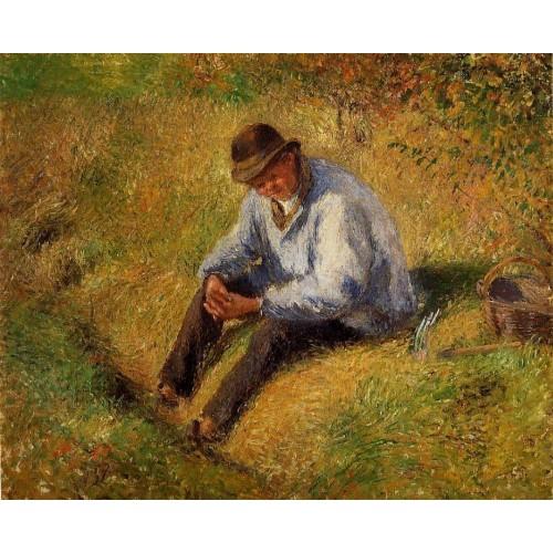 Pere Melon Resting