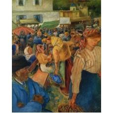 Poultry Market Pontoise