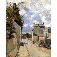 Rue de l'Hermitage Pontoise