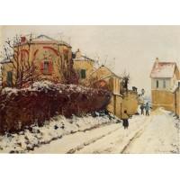 Rue de la Citadelle Pontoise
