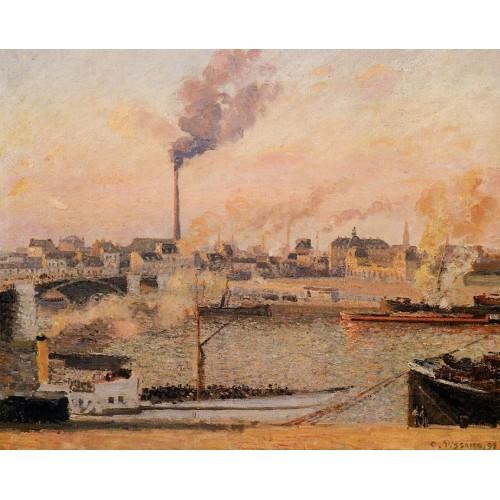 Saint Sever Rouen Morning Five O'Clock
