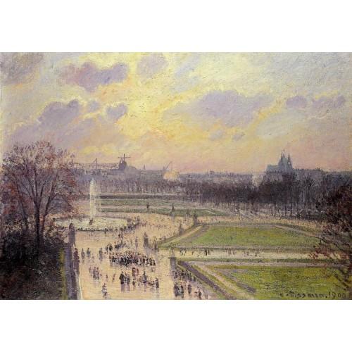 The Bassin des Tuileries