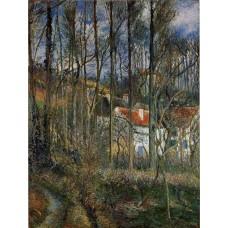 The Cote des Boeurs at l'Hermitage near Pontoise