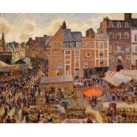 The Fair Dieppe Sunny Afternoon