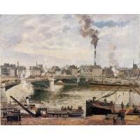 The Great Bridge Rouen