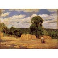 The Harvest at Montfoucault 1