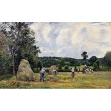 The Harvest at Montfoucault 2