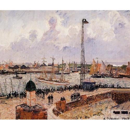The Inner Harbor Le Havre