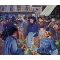 The Market at Gisors 1
