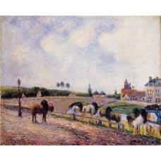 The Pontoise Bridge