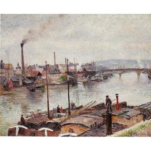 The Port of Rouen 1