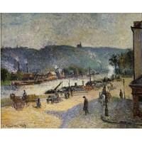 The Quays at Rouen