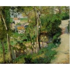 The Rising Path Pontoise
