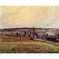 The Village of Eragny