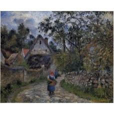 The Village Path
