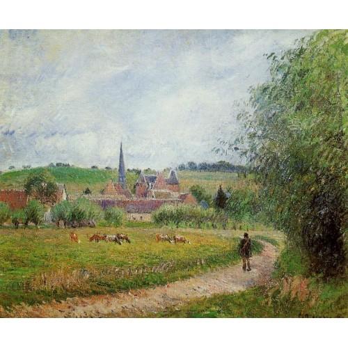 View of Eragny 1