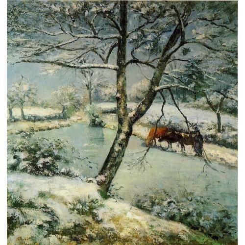 Winter at Montfoucault