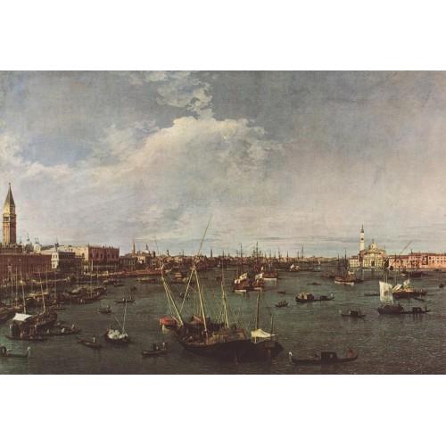 Bacino di San Marco (St Mark's Basin)