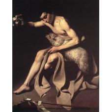 St John the Baptist (Attributed)